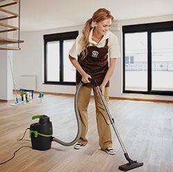 Профессиональная уборка частного дома